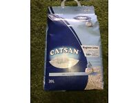 Catscan Cat Litter - 3 *20L bags (and more)