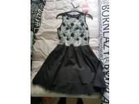 Black dress- BRAND NEW. TAGS ON.