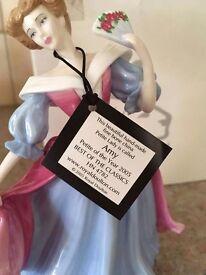 royal doulton doll Amy