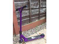 Grit Fluxx Purple Stunt Scooter