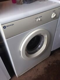White Vented Tumble dryer......Free Delivery