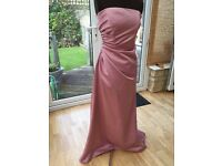 Alfred Angelo bridesmaid/evening dress size 10/12
