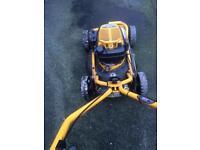 Honda stiga self drive lawnmower