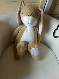 Large nutbrown hare teddy