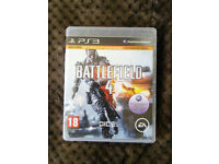 Battlefield 4 PS3 - MINT Condition