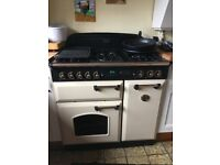 Rangemaster duel fuel electric/gas classic 90 good condition