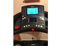 Reebok ZR10 treadmill and a Reebok mat to stand on fantastic deal. Bought on the 4/1/18