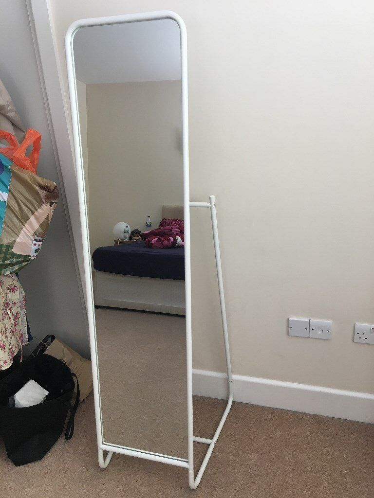 Ikea Knapper Standing Mirror In Tower Bridge London