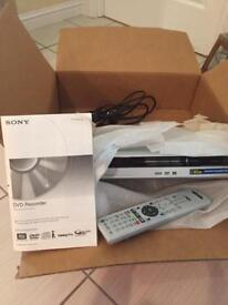 Sony DVD Player & Recorder
