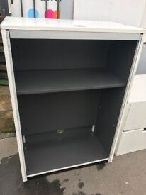 IKEA cupboard cabinet white shelve shelf