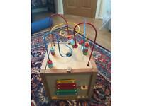 Toddler Play Box