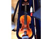 Violin in very good condition, suitable for beginners