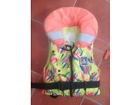 Children's Lifejackets £5 for the lot!