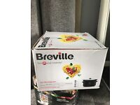 Breville Slow Cooker - new