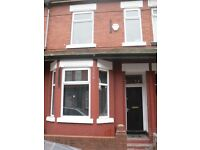 3 bed terraced house - FURNESS ROAD - Ideal for students - Academic Year 2017/18