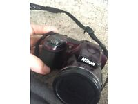 Plum Nikon L820