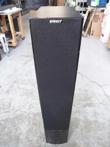 Energy CF-50 Floor standing/Tower Speaker (Black)(No Box)