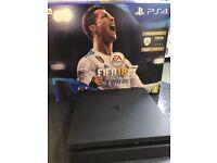 PlayStation4 500GB Slim Fifa 18 Bundle
