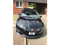 Honda Civic type r gt fn2. 52k 226 bhp Fully loaded, great condition. Hpi clear.