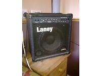 LANEY--HCM30B--HARDCORE MAX---BASS GUITAR AMPLIFIER--