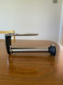 Simplehuman kitchen roll holder.