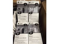 Job lot of Brand New Universal Mobile Phone Bluetooths for iphone Samsung Htc any pairable device