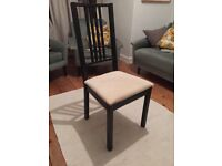 Dining chairs - 6 for £30