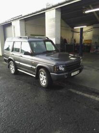 Excellent Discovery 2 TD5 ES well-maintained