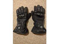 Tucano Urbano Armoured Heated Gloves Black Size L