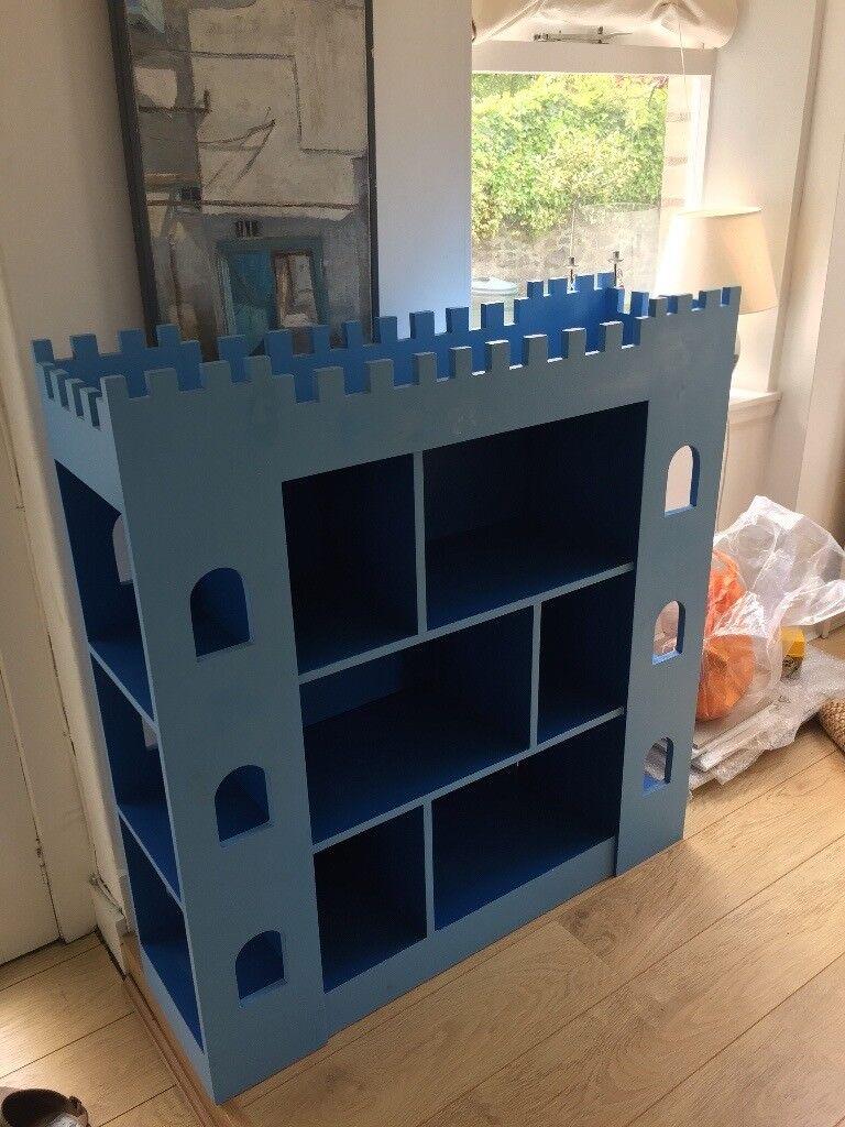 Boys Castle Bookshelf