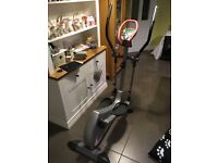 BH fitness ocean program cross trainer