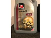 Millers XF Longlife 5w30 oil