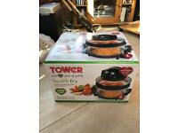 Tower 17 litre low fat fryer brand new in box unused