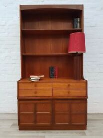 Nathan Bookcase unit (DELIVERY AVAILABLE FOR THIS ITEM OF FURNITURE)
