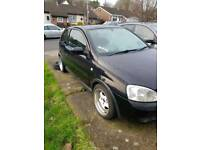 Corsa spares and repairs