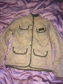 Barbour jacket size 12