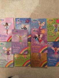 Children's book bundle - girls books