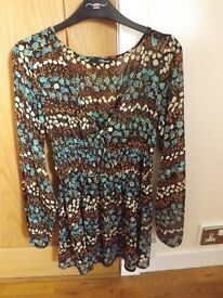 Jane Norman Top Size 12
