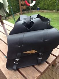 Royal enfield panniers bags