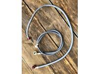 Dishwasher/Washine machine/appliances water hoses x2