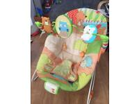 SOLD Baby bouncer