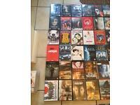 DVDS(49) & BOX SETS (13)FOR SALE