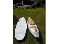 STARBOARD ACID Windsurfer 88 litres