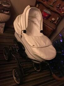 BABYSTYLE PUSHCHAIR/PRAM AND CAR SEAT