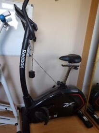 REEBOK ZR9 £185 O.N.O FREE STEPPER INCLUDED