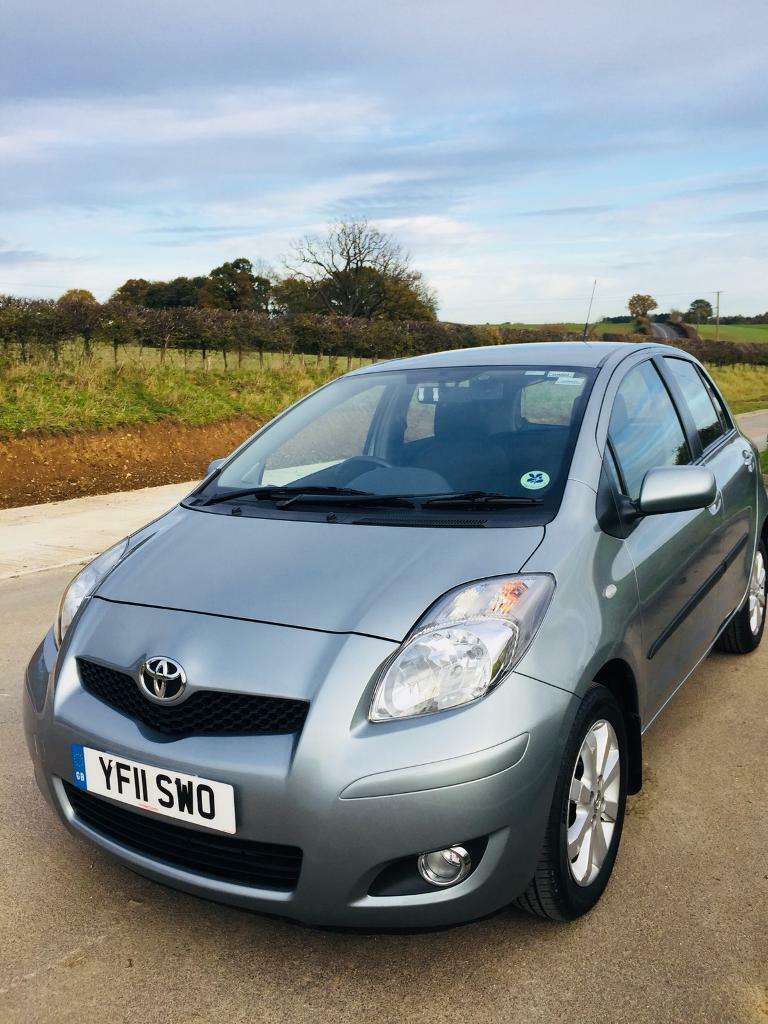 Toyota Yaris 1.33 VVT-i T Spirit 5dr 23,500 MILES WITH FULL TOYOTA SERVICE HISTORY 6 speed