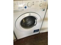 Indesit washing machine 7kg 1300 spin