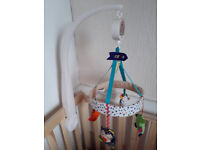 Mamas&Papas Beautiful Carousel from baby cot!!