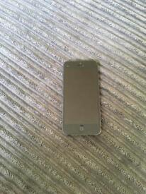 IPhone 5s Black (locked) spares and rep