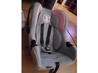 Obaby carseat great condition